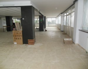 Commercial space for rent, 360m2 in Floresti