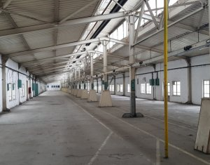 Industrial space for rent, 499m2 in Cluj-napoca, zone Iris