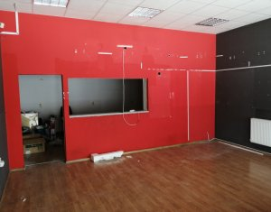 Commercial space for rent, 65m2 in Cluj-napoca, zone Zorilor