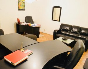 Office for rent, 40m2 in Cluj-napoca, zone Centru