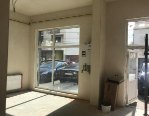 Commercial space for rent, 41m2 in Cluj-napoca, zone Centru