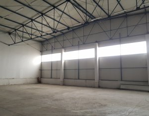 Industrial space for rent, 700m2 in Cluj-napoca, zone Someseni