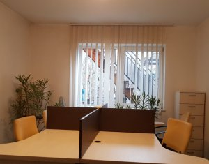 Office for rent, 70m2 in Cluj-napoca, zone Dambul Rotund